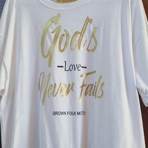Men's Inspirational short sleeve T-shirt